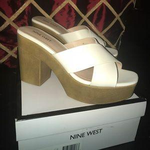 Nine West Block heel
